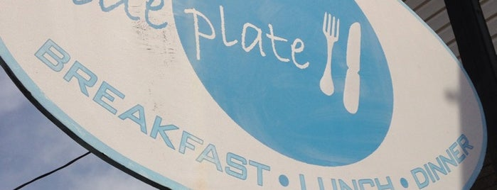 Blue Plate is one of New Jersey Diners.