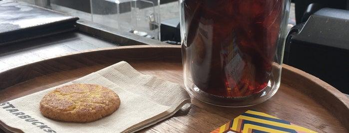 Starbucks Reserve Dewata is one of Orte, die angeline gefallen.