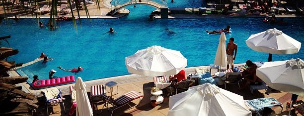 Grand Paşa Hotel is one of Best Places In Marmaries.