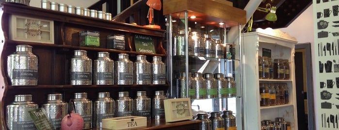 St Martin's Coffee and Tea Merchants is one of Coffee shops.
