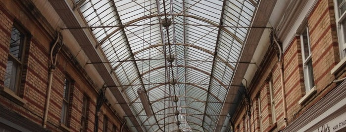 Westbourne Arcade is one of Bournemouth Places To Visit.