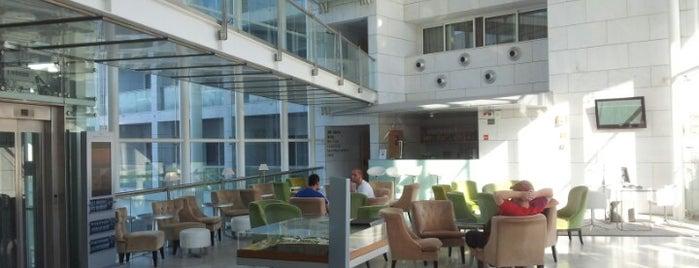 Hotel Aldeia dos Capuchos Golf & SPA is one of Posti che sono piaciuti a El Micho.