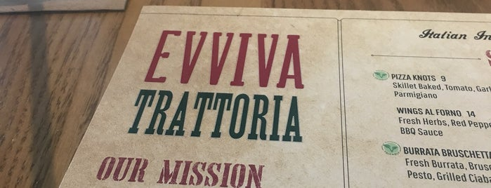 Evviva Trattoria is one of Boston, MA.