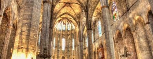 Basílica de Santa María del Mar is one of Barca.