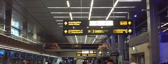 Riga International Airport / Starptautiskā lidosta Rīga (RIX) is one of Foursquare LV BrandPages HQ.