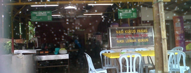 Kedai Kopi Pak Ali is one of Kelantan.