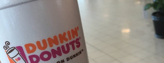 Dunkin' is one of Dunkin' Donuts.