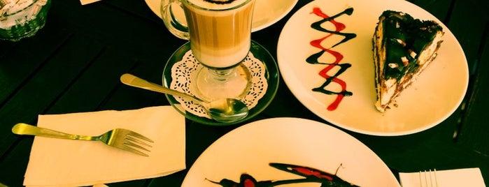Zeyrek Cafe & Restaurant is one of Posti che sono piaciuti a Elif.