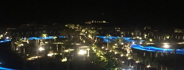 Concorde Cyprus Luxury Hotel& Casino is one of Lieux qui ont plu à Gülay.