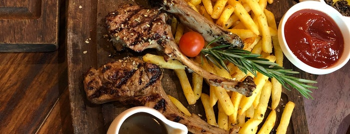 KASAP STEAK HOUSE is one of Q8.