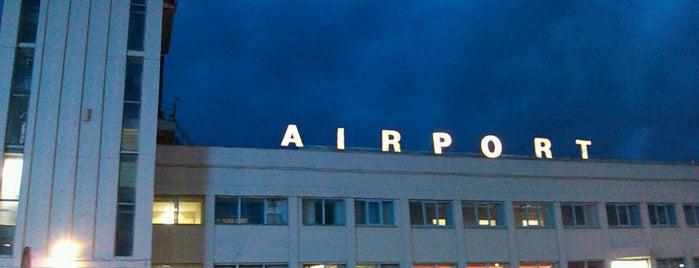 Kurumoch International Airport (KUF) is one of Olya 님이 좋아한 장소.
