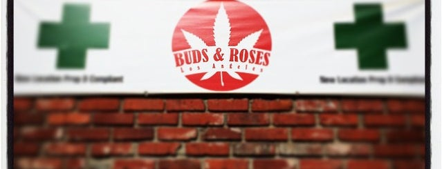Buds & Roses is one of Dispensary.