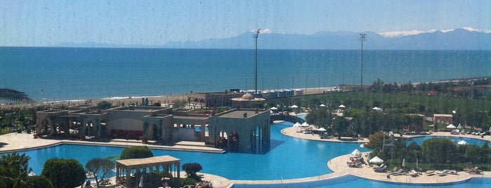 Spice Hotel & Spa is one of antalya.