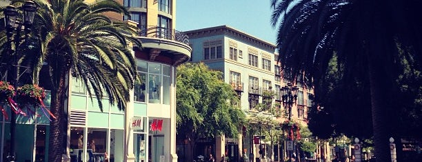 Santana Row is one of San Jose.