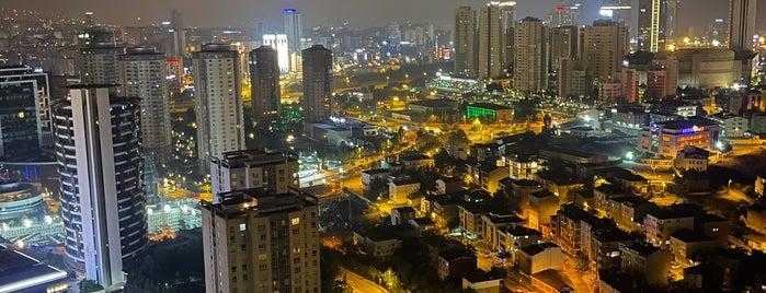Sheraton Grand İstanbul Ataşehir is one of Istanbul Hotels.