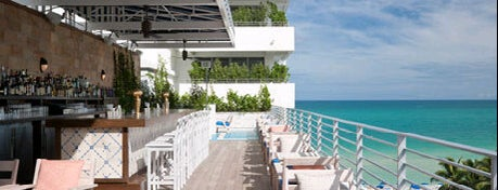 Soho Beach House is one of Great picks.