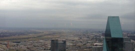 Tower Club Dallas is one of Terri: сохраненные места.