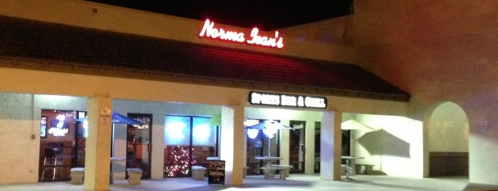 Norma Jean's Sports Bar & Grill is one of Englewood.
