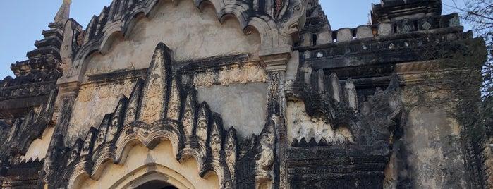 Shwegugyi Temple is one of Myanmar.