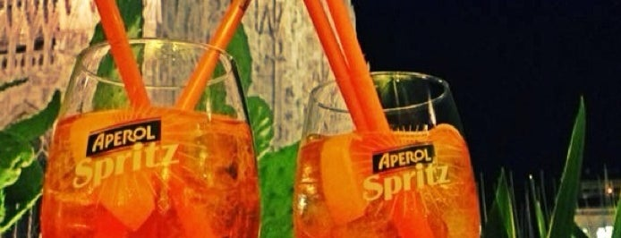 Terrazza Aperol is one of Milan.