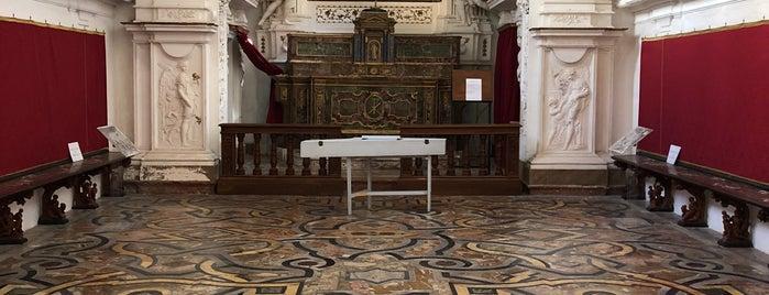 Oratorio di San Lorenzo is one of Scicily guide.
