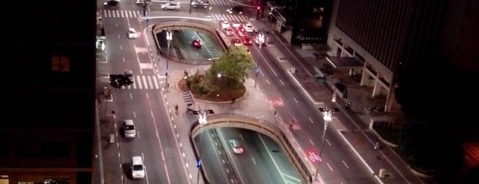 Avenida Paulista is one of Sitios Internacionales.