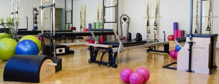 Pilates FNB is one of Posti che sono piaciuti a Burcu.