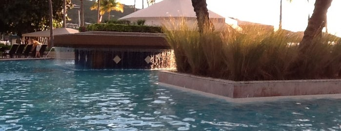 The Westin St. John - Pool is one of Lugares guardados de Kimberly.