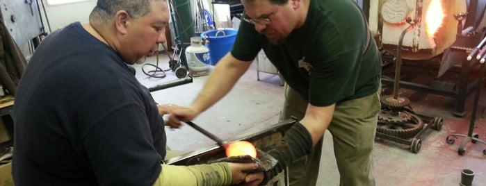 Manchester Hot Glass is one of Best of Manchester.