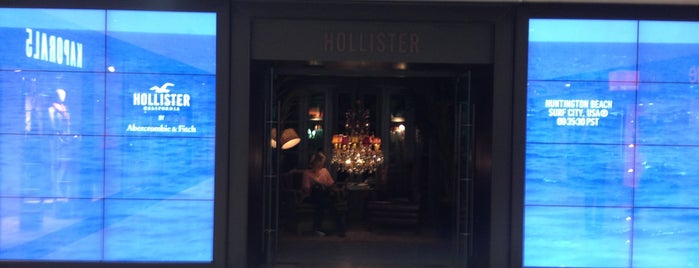 Hollister Co. is one of Posti salvati di Damien.