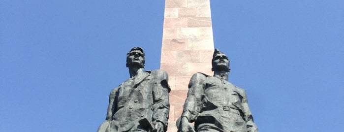 Monument to the Heroic Defenders of Leningrad is one of Museums & Galleries.