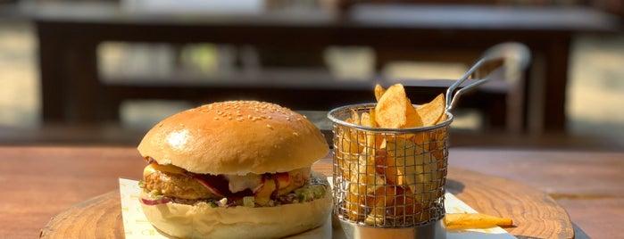 Burger Factory Morjin is one of Goa.