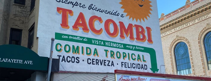 Tacombi is one of Outdoor.