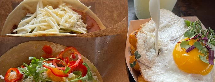 Velvet Taco is one of Healthy in Dallas.