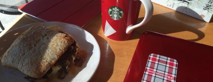 Starbucks is one of Olivia'nın Beğendiği Mekanlar.