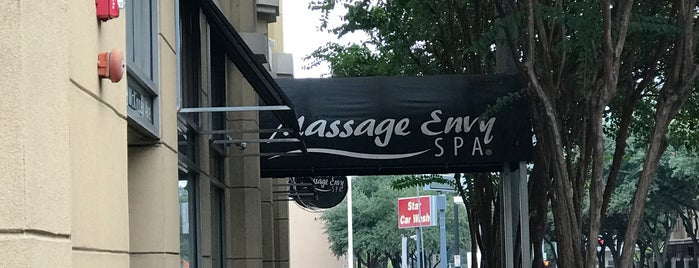 Massage Envy - Uptown at West Village is one of Posti che sono piaciuti a Chris.