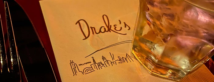 Drake's is one of Restaurants To Try - Dallas.