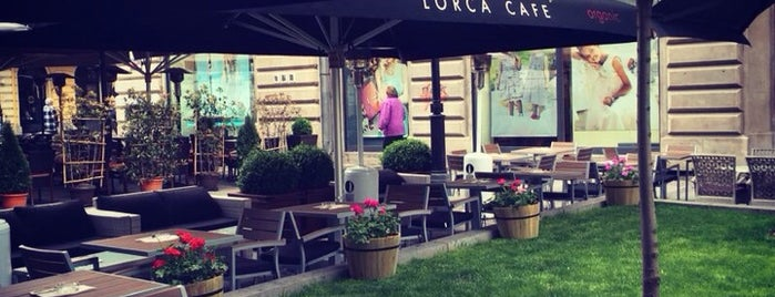 Lorca Organic is one of Kafe-barovi Beograda.
