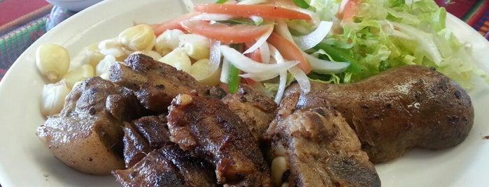 Las Salteñas is one of Resturants to Visit.