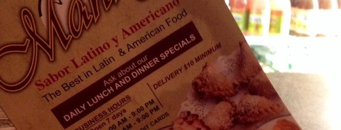 Manny's Restaurant is one of Vic'in Beğendiği Mekanlar.