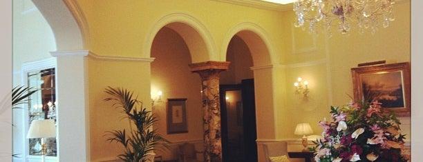 Belmond Reid's Palace is one of Belmond Hotels List.