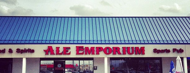 Ale Emporium is one of A State-by-State Guide to 2015's Most Popular Bars.