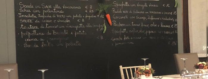 Trattoria Alla Vida is one of Pappa in giro per l'Italia.