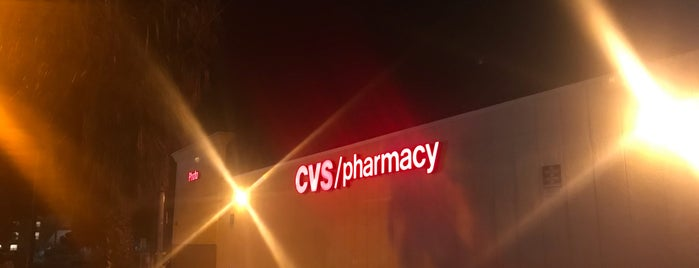 CVS pharmacy is one of Posti che sono piaciuti a Giovanni.
