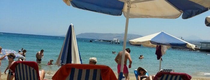 Kalivaki Beach is one of Smack my beach.