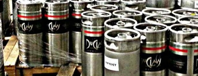 DuClaw Brewing Co. is one of Breweries Visited.