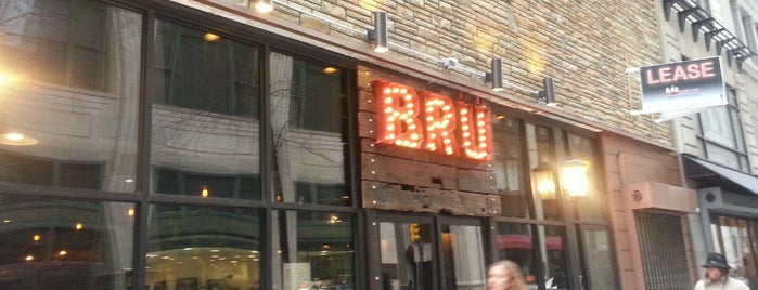 BRÜ Craft & Wurst is one of Philadelphia Restaurants/Bars.