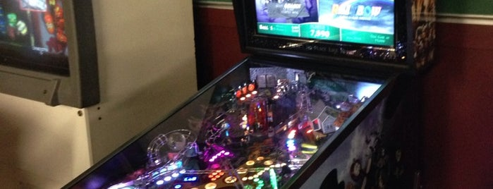 Pocketeer Billiards is one of Pinball Destinations.
