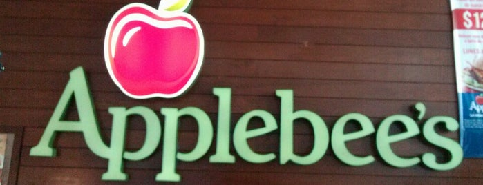 Applebee's is one of Places.