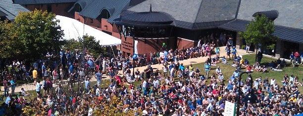 Champlain College is one of Posti che sono piaciuti a Ethan.